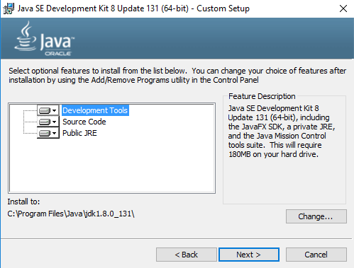 Java Installation On Windown 10 Machine 1