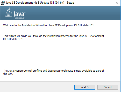 Java installation windows