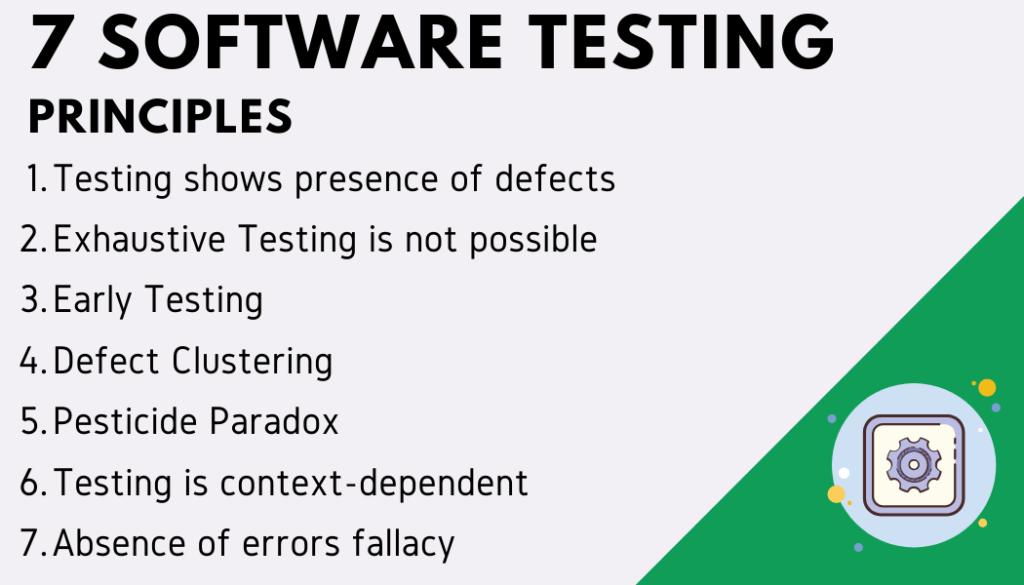 Software Testing Principles In Details