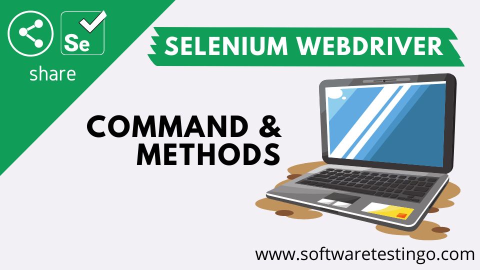 Top Selenium Webdriver Commands Methods