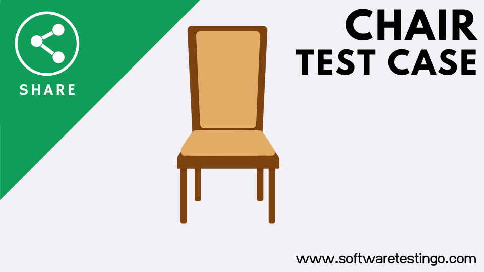 Chair Test Cases