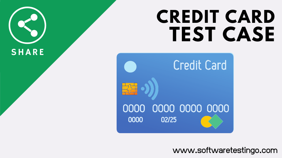 Credit Card Application Processing Test Case