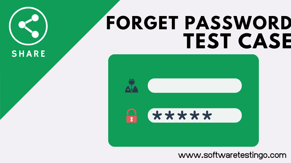 Forget Password Test Cases