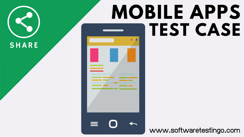 Mobile Apps Test Cases