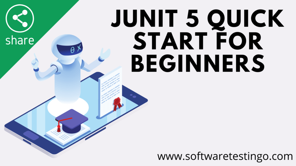 Junit 5 Quick Start for Beginners
