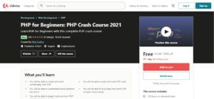 PHP for Beginners: PHP Crash Course 2021 1